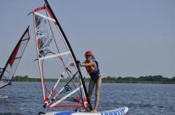 obozy z windsurfingiem