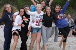 obozy nad morzem dla liceum