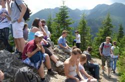 obozy w górach
