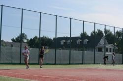kolonie z tenisem