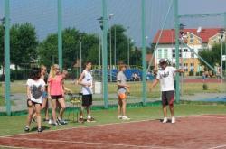 obozy tenisowe w Polsce