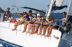 obóz żeglarski 2018