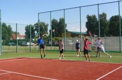 obozy z tenisem