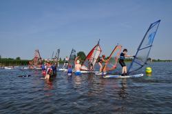 obozy windsurfingowe dla młodzieży