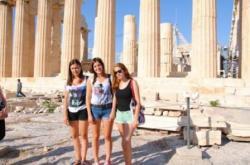 obozy w Grecji