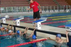 obóz pływacki 2020